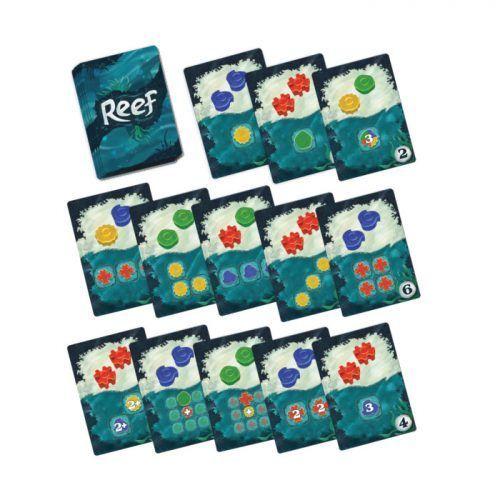 Reef juego de mesa