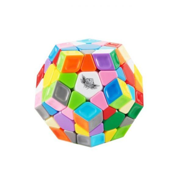Rainbow Megaminx Cyclone Boys