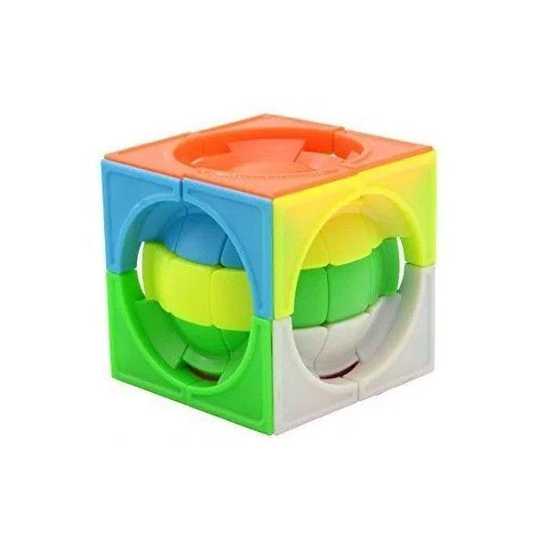 cubo centrosfera