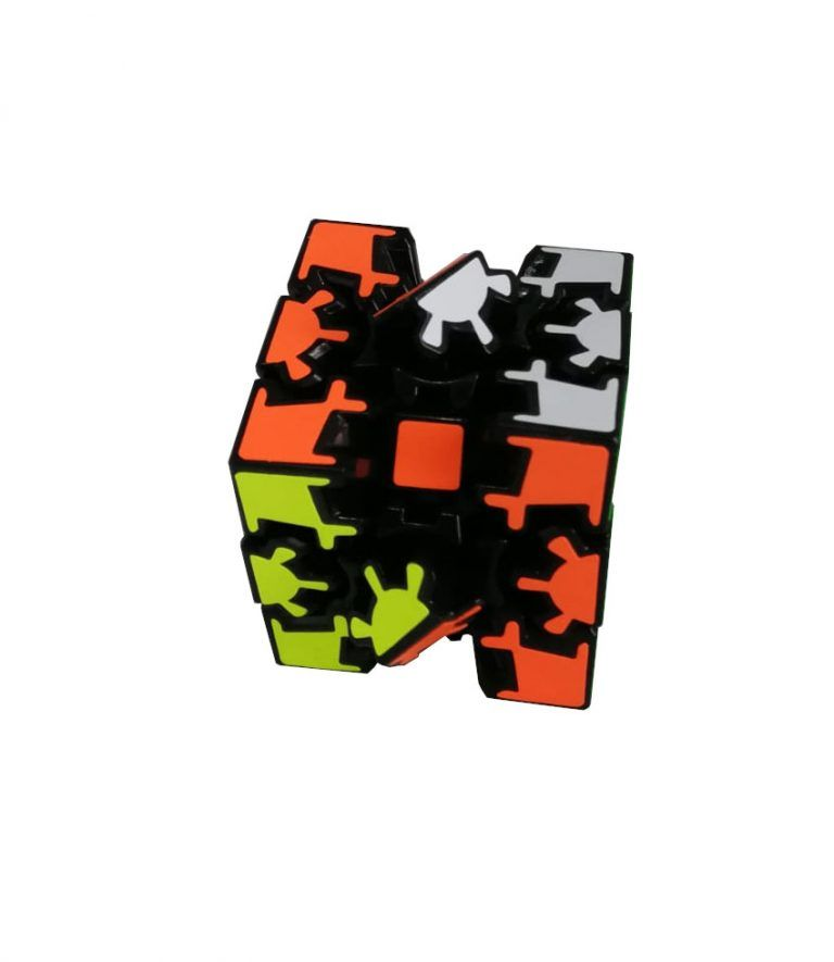 cubo de engranajes