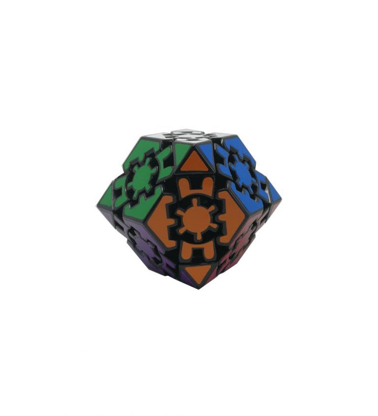 dodecaedro rombico gear lanlan