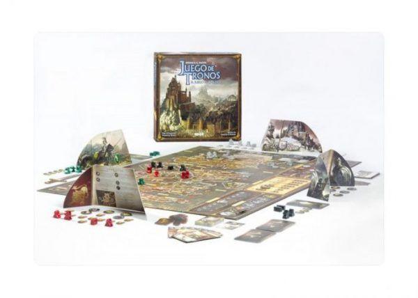 Juego de mesa juego de tronos