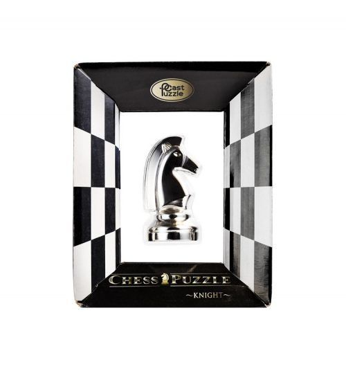 Hanayama Cast Chess caballo