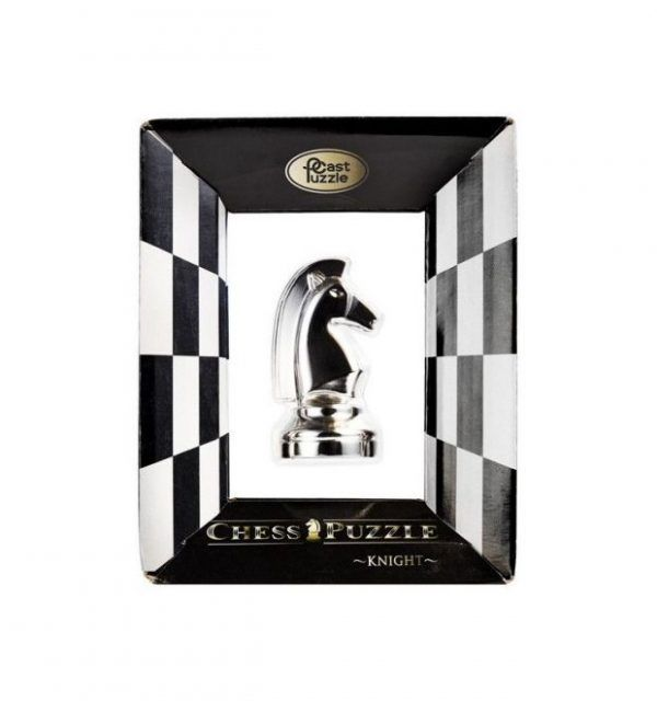 Hanayama Cast Chess caballo