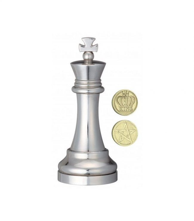 Cast Chess Rey