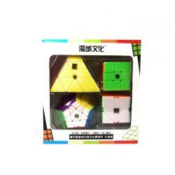 pack de iniciación de cubos básicos
