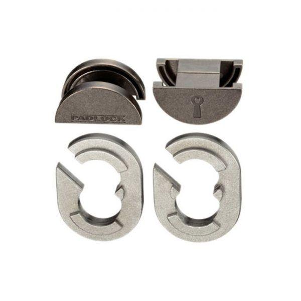 hanayama cast padlock