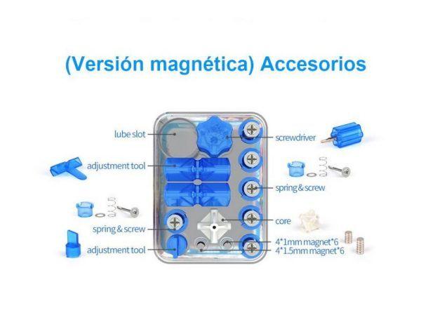 accesorios Weilong WR magnético