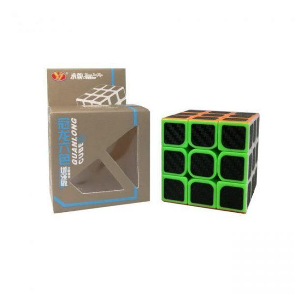 cubo fibra de carbono