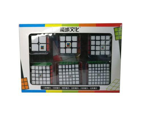 pack cubos 234567
