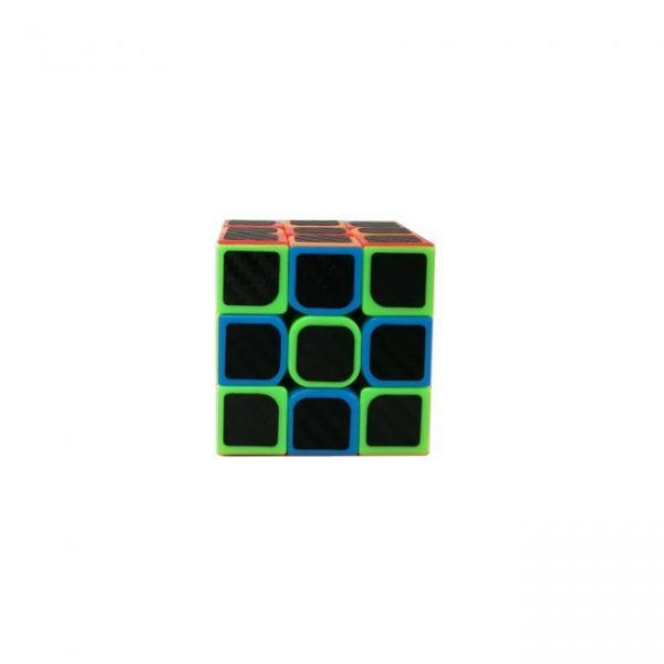 cubo carbono stickers