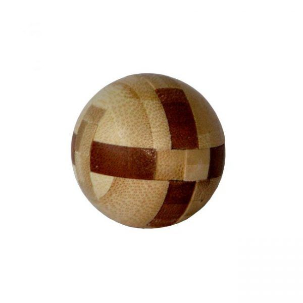 wooden Ball puzzle