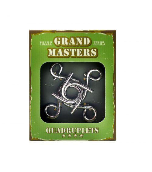 grand masters Quadruplets