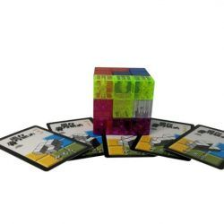 cubo de bloques magnéticos YongJun
