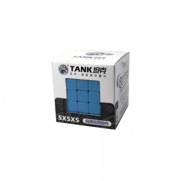 cubo tank 5x5
