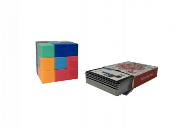 magnetic blocks cube yj