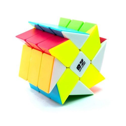 Qiyi Windmill stickerless