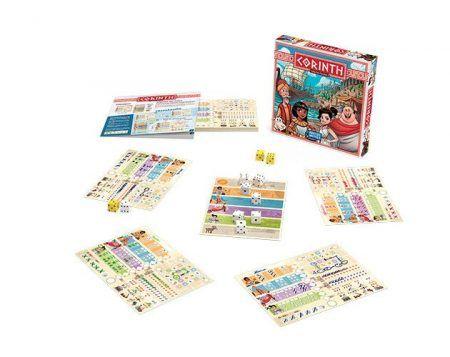 corinth juego