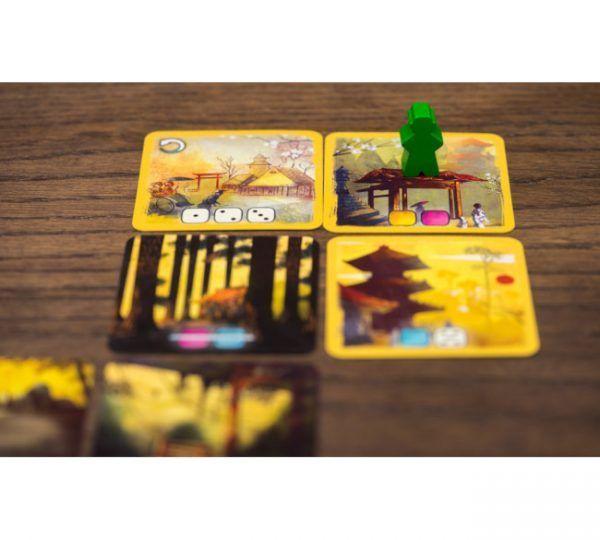 juego de mesa fuji