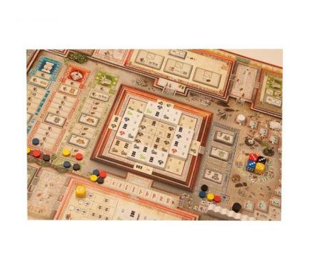 juego de mesa teotihuacan