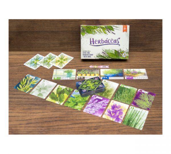 juego herbaceas