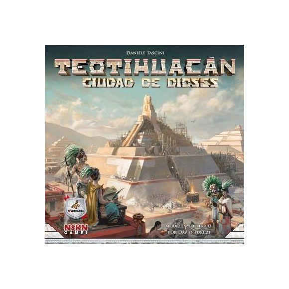 teotihuacan juego