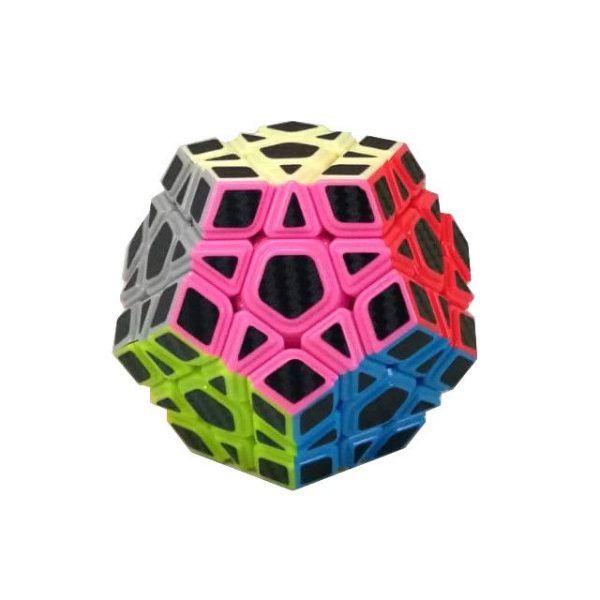 Megaminx fibra de carbono