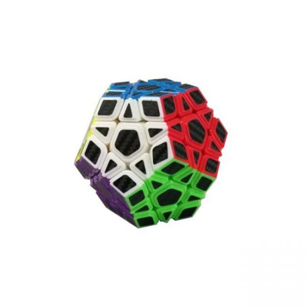 megaminx stickers carbono