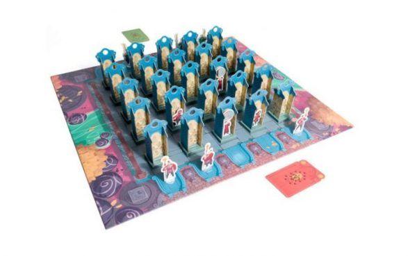 Princesa jing juego de mesa