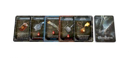 cartas juego Bloodborne