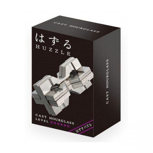 hanayama hourglass