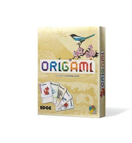 juego origami