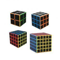 Pack de cubos 2345 Fibra de carbono