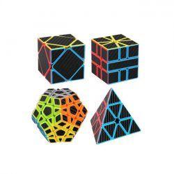 Pack de cubos WCA Fibra de carbono