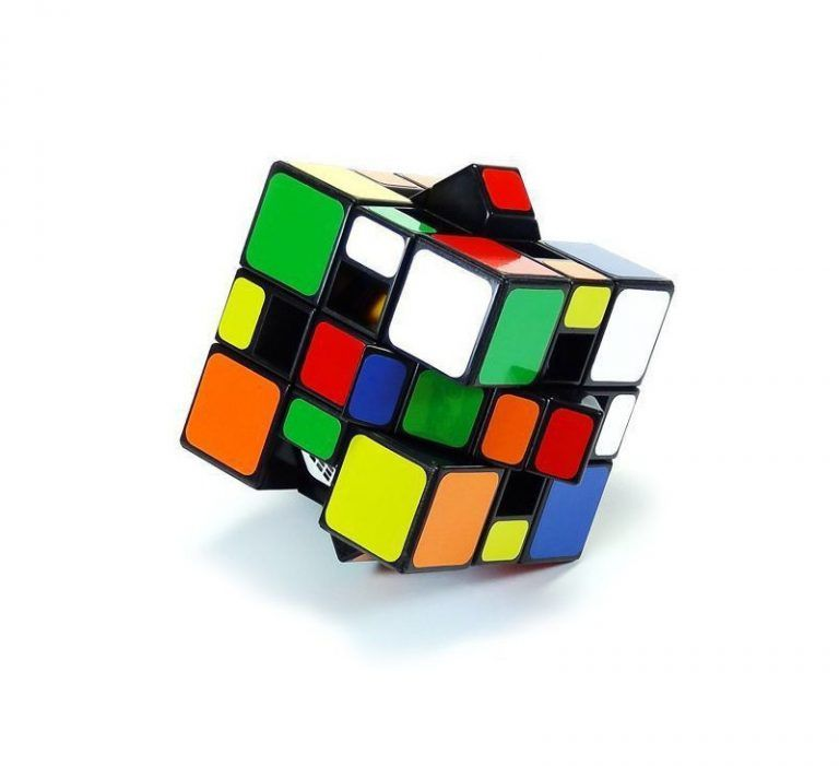 Wormhole II cube