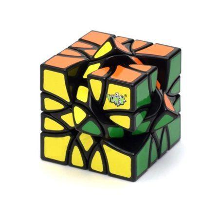 Curvy Mosaic Cube 2