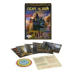 Escape the room misterio en la mansion del observatorio
