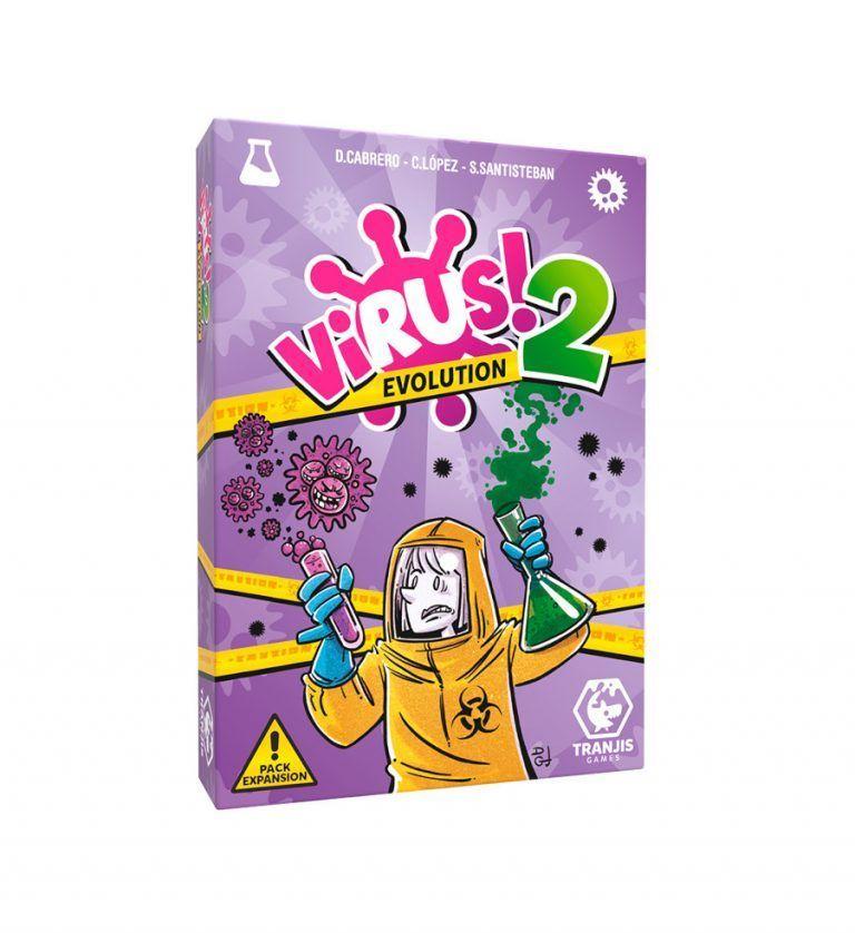 Virus 2 expansion