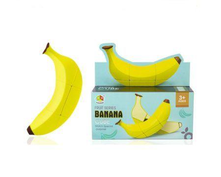 banana cube