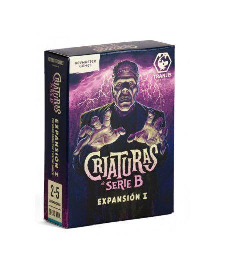 criaturas serie b expansion I