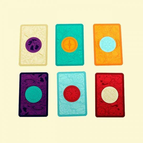 cartas juego nimble