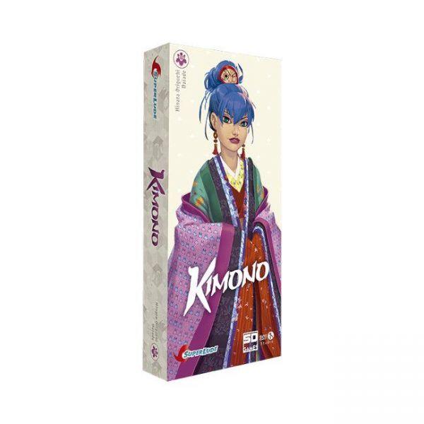 kimono juego
