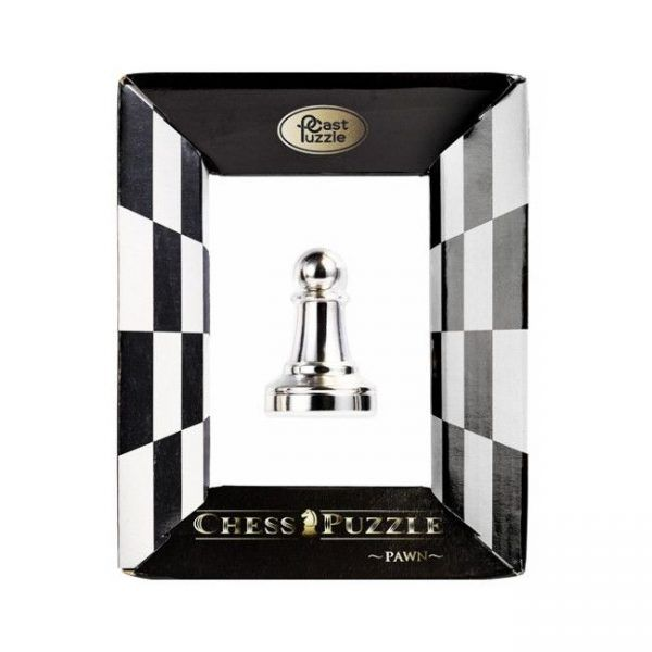 hanayama chess peon