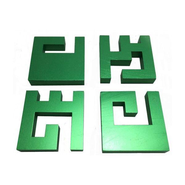 hashtag metal puzzle
