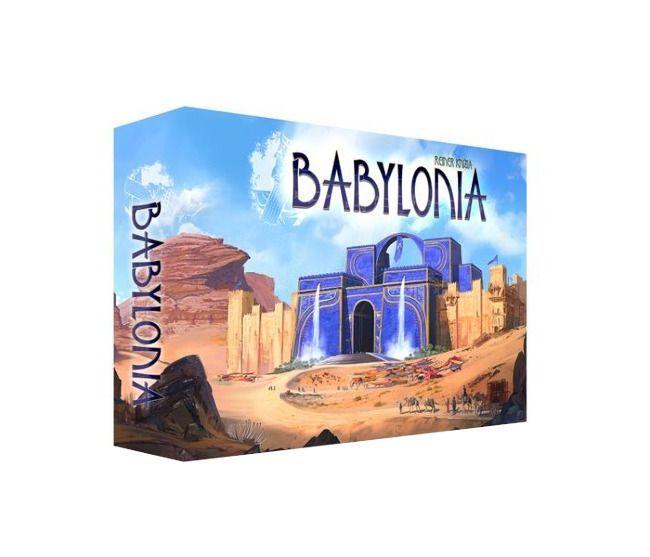 juego de mesa Babylonia