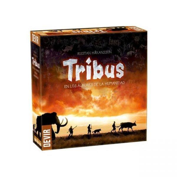 tribus juego de mesa