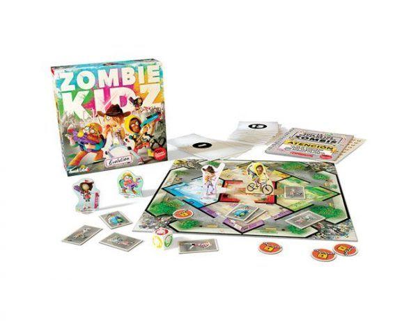 Zombie Kidz Evolution juego de mesa