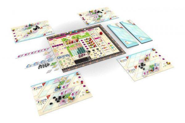 clinic deluxe edition juego de mesa