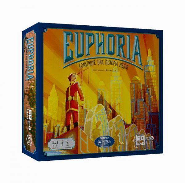 euphoria juego