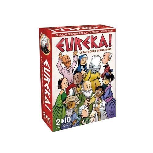 eureka! juegos de cartas